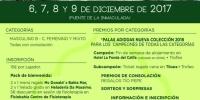 Gran Torneo HOTEL LA FONDA DEL CALIFA