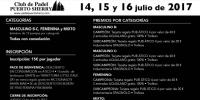 Torneo Nocturno Pub Atico 4 (Vistahermosa)