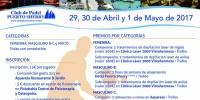 """Torneo Puente de Mayo """"HOTEL PUERTO SHERRY"""""""