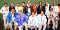Subcampeón de España de Veteranos en Pamplona con Padelpoint