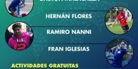 "6ª Etapa ""Aerolíneas Argentinas"" Legends Padel Tour"