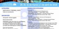 "Torneo de Semana Santa ""Hotel Puerto Sherry"""