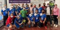 Campeones de Andalucía por Equipos 1º Categoría FAP con PadelAkademia