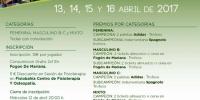 Gran Torneo de Semana Santa Restaurante Fogón de Mariana